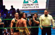 Ángel de Oro pierde la máscara ante Cuatrero