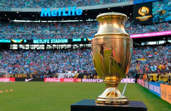 La Copa América 2019 no tendrá europeos