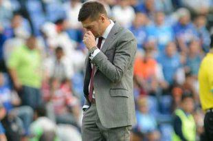 Alonso espera que la goleada sólo haya sido un mal día