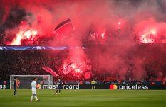 UEFA sanciona al PSG por disturbios en Champions