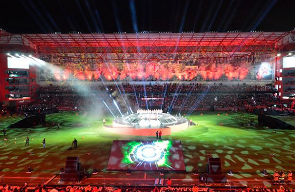 Reconocen al estadio Nemesio Diez como el segundo mejor de 2017