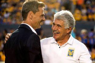 Ricardo Ferretti, tranquilo pese a eliminación de Tigres