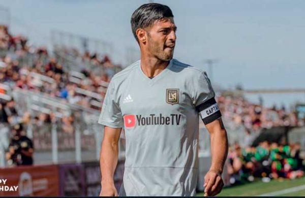 Carlos Vela anota su primer gol en la MLS