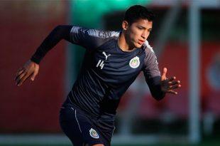 Ángel Zaldívar, motivado por su regreso con Chivas