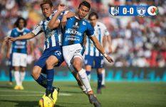 Querétaro y Pachuca empatan sin goles en La Corregidora
