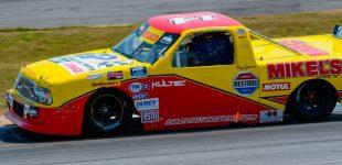Alejandro de Alba largará primero en categoría Mikel´s Trucks