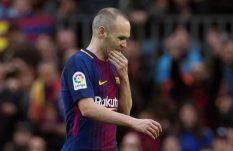 Iniesta anunciaría su salida del Barça esta semana