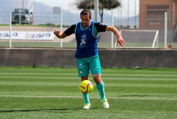 Osvaldo Martínez reconoce que Santos cayó en zona de confort