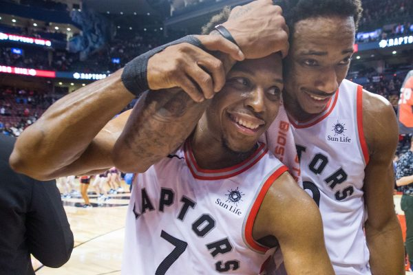 Raptors se despega de Wizards
