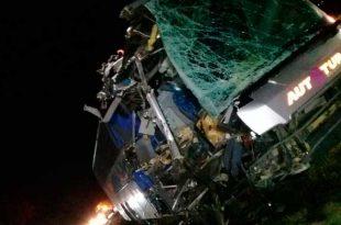 Veracruz Premier sufre accidente en carretera