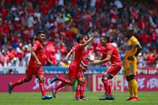 Video: Ángel Reyna recuerda buenos tiempos y marca golazo