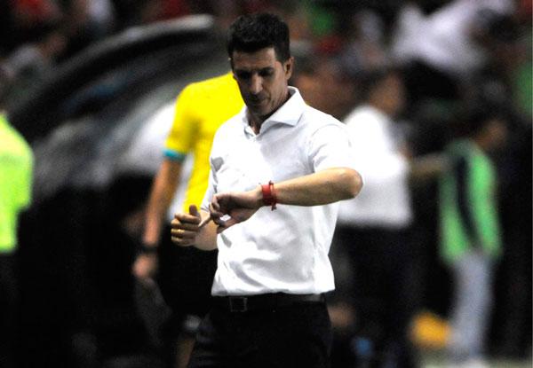 Gustavo Díaz dejará León tras partido ante Chivas