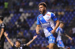 Puebla apela castigo del delantero Lucas Cavallini