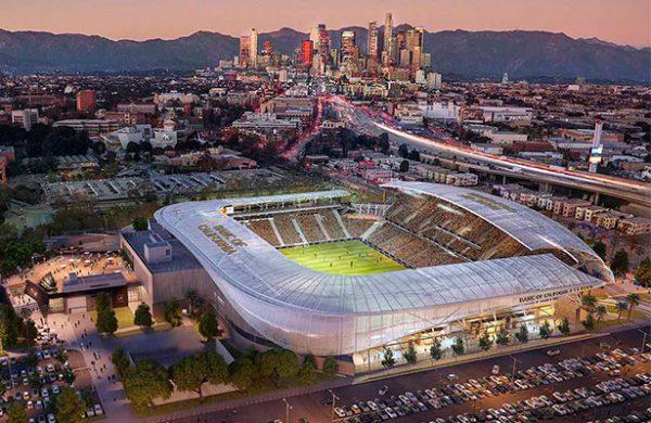 Casa nueva! Inauguran estadio de Los Ángeles FC bfb3e1fff0450