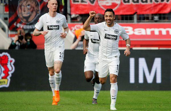 Marco Fabián se reencuentra con el gol en Alemania