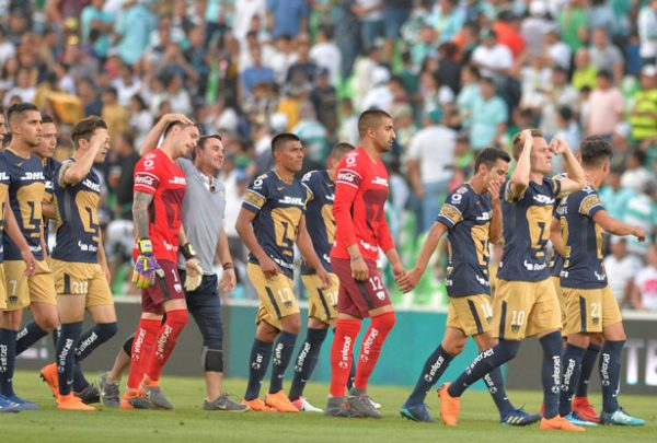 Pumas vs Querétaro, Liga MX Jornada 17, este domingo — EN VIVO