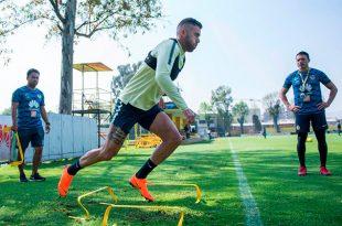 Jérémy Ménez, descartado para juego ante Puebla