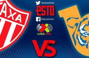 Necaxa vs Tigres: EN VIVO, Jornada 16, Clausura 2018, Liga MX