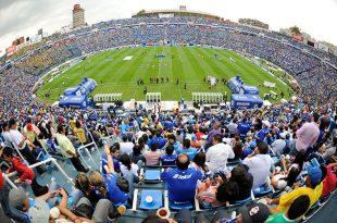 El estadio Azul, una máquina inagotable de historias
