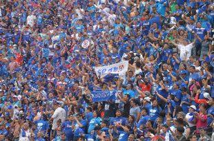 Así se vivió el último partido en el estadio Azul
