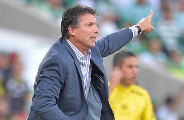 Para Siboldi, Santos fue mejor que Pumas