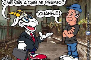 ¡Chanfle! Las Chivas esperan recibir su pago pronto