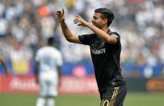 Con gol de Vela, Los Ángeles FC vencen al Impact