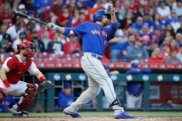 Adrián González conecta dos cuadrangulares en triunfo de los Mets