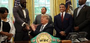 Trump perdona a Jack Johnson, primer campeón pesado negro