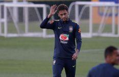 Neymar admite que aún no está al 100%
