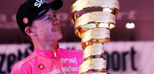 Chris Froome se corona en Giro de Italia
