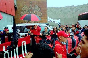 Con ventaja en el marcador Xolos se va a Toluca