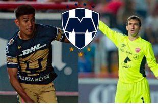 Gallardo y Barovero también jugarán con Monterrey