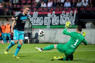 Luuk De Jong prefiere jugar en Europa que en América