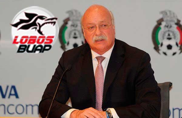 Podrían subastar el lugar de Lobos BUAP en Liga MX
