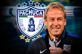 Pachuca quiere a Jürgen Klinsmann como DT