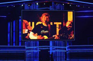 Ed Sheeran gana premio estelar en los Billboard