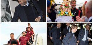 Real Madrid y Liverpool ya están en Kiev