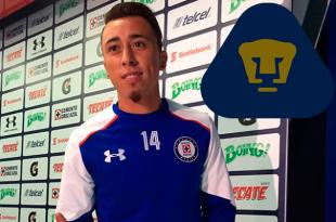 Pumas quiere a Martín Rodríguez de Cruz Azul