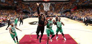 Los Cavs reaccionan y recortan distancias ante los Celtics