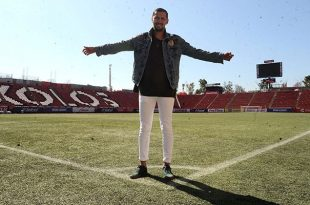 Yasser Corona y el futbol, un romance sin final