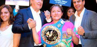 Ibeth Zamora anhela un reinado largo