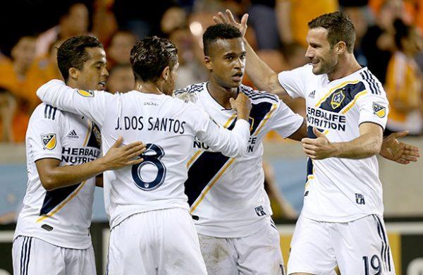 Gio dos Santos anota su segundo gol del año en la MLS
