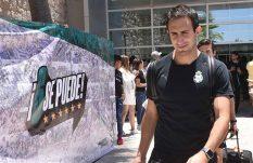 Carlos Izquierdoz alzó la voz, Santos va por la sexta