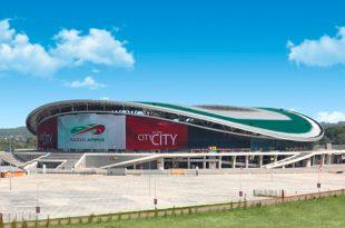 Templos de futbol: Así es el apantallante Estadio Kazán