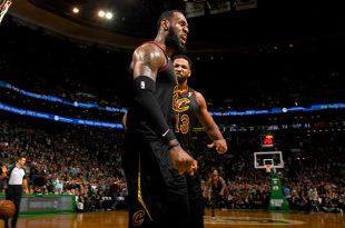 LeBron James mete a los Cavaliers a las Finales de la NBA