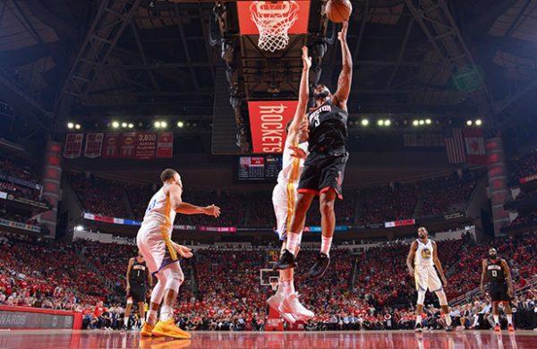 Los Rockets acarician las finales de la NBA