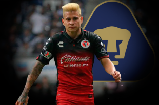 Juan Manuel Iturbe ya es jugador de Pumas
