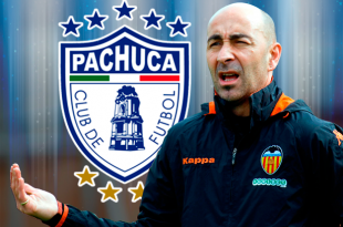 Pako Ayestarán llega al banquillo del Pachuca