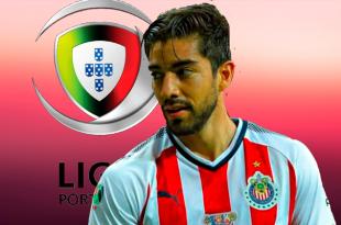 ¿Rodolfo Pizarro a Portugal?